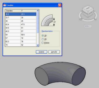 Exemple de développement sur plateforme AutoCAD