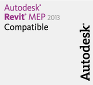 Compatible avec Revit MEP 2013