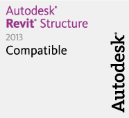 Compatible avec Revit Structure 2013