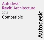 Compatible avec Revit 2012