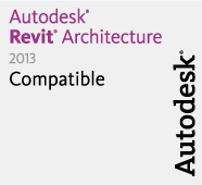 Compatible avec Revit Architecture 2013